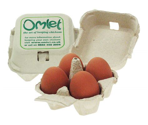 omlet egg boxes  pack holds  eggs egg trays boxes stamping chicken coops