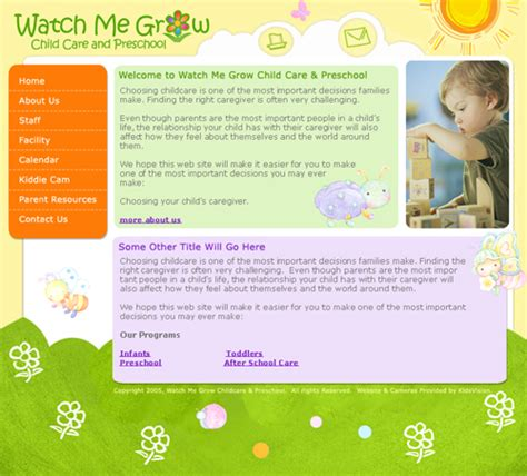 gilbert childcare provides parents increased peace of mind 465 | WatchMeGrowChildcare