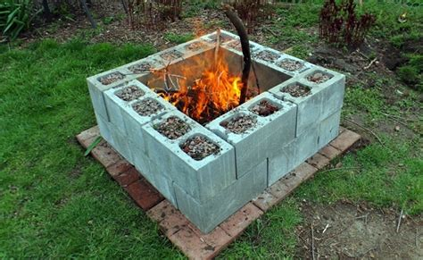 Cinder Block Fire Pit Adhesive » Design And Ideas Desk For Home Office Ikea Desks Two Box Inc 2013 And Business Walnut Work Modern Glass Industrial