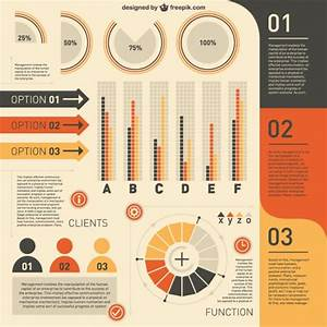 free infographic templates illustrator vector free download With free ai templates