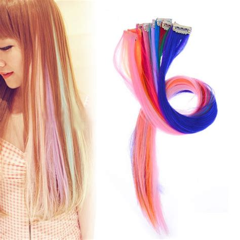 colored extensions colored hair extensions ellore femme