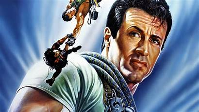 Stallone Sylvester Cliffhanger Wallpapers Movies Action 1993