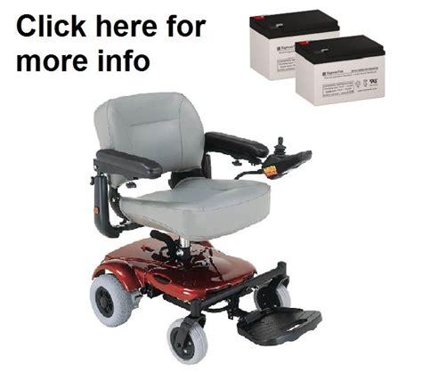 merits ez go p321 power wheelchair battery sp12 15
