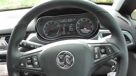 vauxhall opel corsa  interior review youtube
