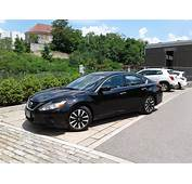 Rental Review 2018 Nissan Altima SV Farewell Thine