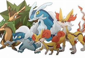 Pokemon X and Y Starter evolutions may be revealed ...