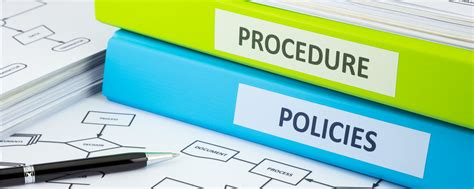 Policies And Procedures Gunite