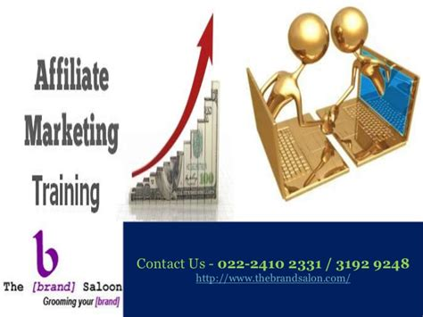 Affiliate Marketing Course by Affiliate Marketing Course In Mumbai The Brand Saloon