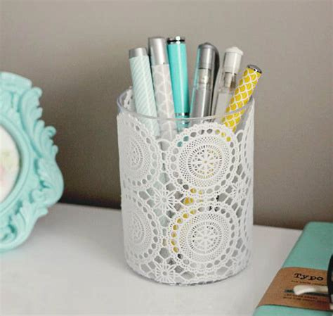 diy pencil holder for desk all the diy pencil holders you need for your desk girlslife