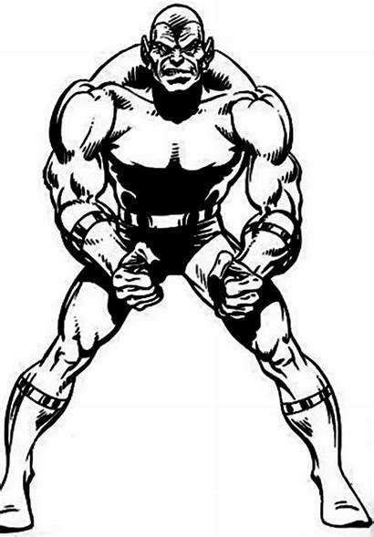 Rpg Champions Ogre Classic Character Hero Writeups