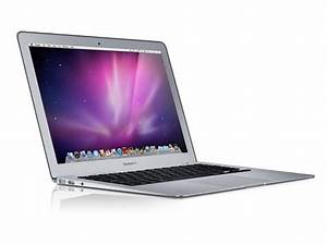 Apple MacBook Air (1.86 GHz) Intel Core2Duo, Speed 1.86Ghz ...
