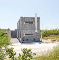 Concrete Houses Plans Pictures by Modern Concrete Block House With Low Budget And Feasible