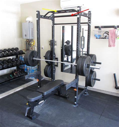 rogue fitness garage rogue fitness half rack cosmecol