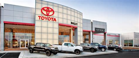toyota dealership deals nalley toyota roswell new toyota dealership serving