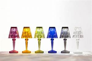 Lampe Led Batterie : lampe sans fil battery led recharge usb prune kartell ~ Edinachiropracticcenter.com Idées de Décoration