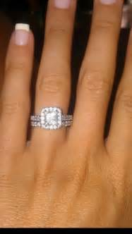 pretty engagement rings finally married my beautiful wedding ring complete weddingbee photo gallery