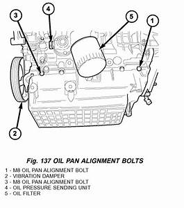 How To Replace Oil Pan Gasket  Need To Change Oil Pan Gasket