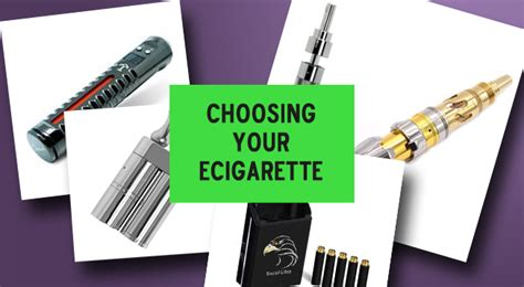 Choosing Your Ecigarette  Aussie Ecigarette Reviews