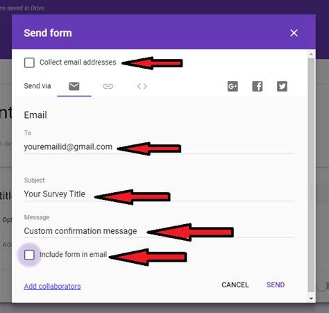 how to create an online survey form in wonder krish seo digital marketing