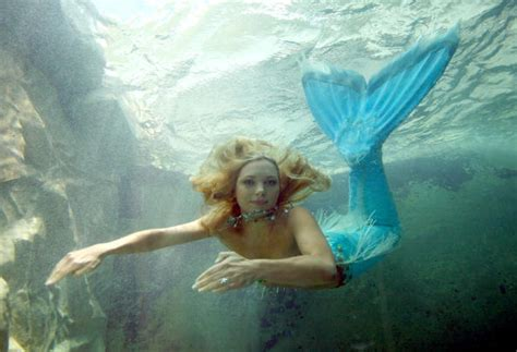 Noaa Responds To 'mermaid