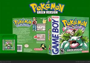 If Pokemon Green was released in the US : pokemon