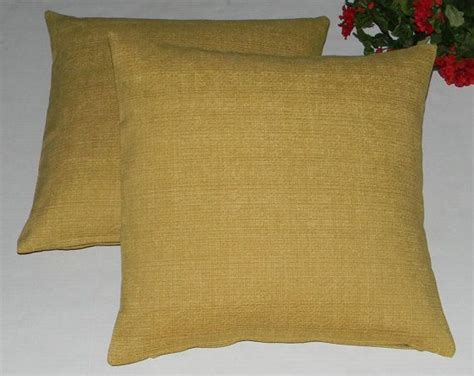 Miller Feathers Decorative Pillows by Set Of 2 20 Quot Bahama Raffia Golden Yellow Feather