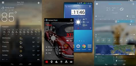 best weather app for iphone best android and iphone weather apps 2015 edition