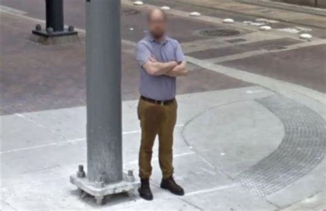 wet google maps himself street he looks outside bad guy close captures embarrassing most awful days eternity creepiest sinister below