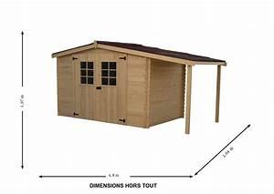 Abri En Bois : abri jardin bois montana bucher 4 15x2 04m abrirama mo3020 ~ Edinachiropracticcenter.com Idées de Décoration