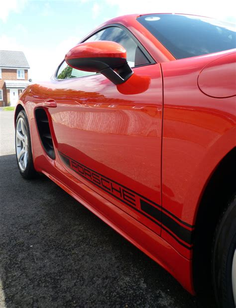 sealant cayman porsche kleen xtreme clenz treated sonax whitehaven cumbria detail krystal wheels nano cleaned tyre tyres dressing glass
