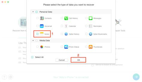 how to recover lost notes on iphone how to recover deleted notes on iphone 5 5s 6 7 8 x imobie