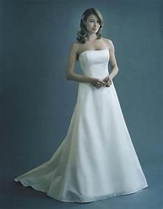 Casual white strapless wedding dress sang maestro for White casual wedding dress