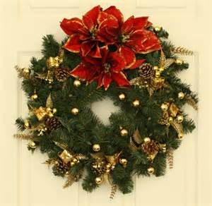 cute christmas battery operated 24 wreath by welovewreaths