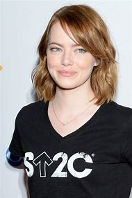 Hairstyles with Bangs Emma Stone