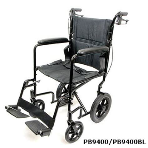 Invacare Transport Chair 16 Inch Seat by Invacare Probasics Lightweight Aluminum Transport Chair