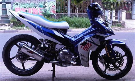 Modif Jupiter Mx Cw by Modifikasi Jupiter Mx Harian Mortech Panduan