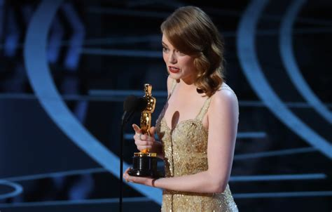 Emma Stone Gives Fitting Reply When Asked She Owed
