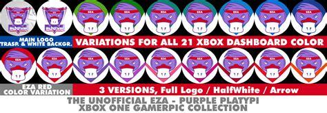 Easyallies Purple Platypi Gamerpics Xbox One By Kevboard