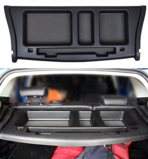rear trunk cargo cover storage container  ford focus