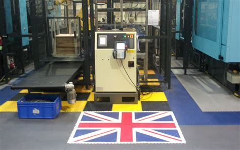 Ecotile Flooring   Interlocking Floor Tiles for Industrial Use