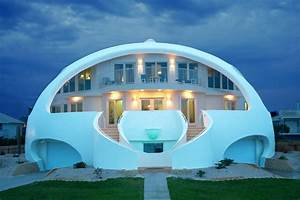 Hurricane Proof Dome Home | DudeIWantThat.com
