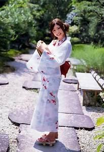 Japanese, Girls, In, Kimono, 24, Pics