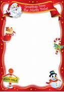 Santa Blank Letter By Sangrafix On DeviantArt Best 25 Santa Letter Template Ideas Only On Pinterest 9 Best Images Of Free Printable Christmas Letter Templates Letter From Santa Letter Template