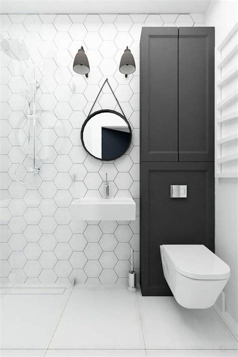 faience salle de bain noir et blanc dootdadoo id 233 es de conception sont int 233 ressants 224