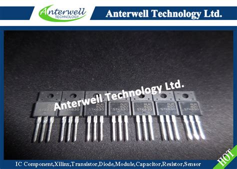 Stk Transistor Socket Pin Electrnic Chips
