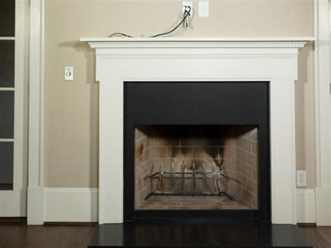 black slate tile low cost high impact fireplace remodel ideas hgtv
