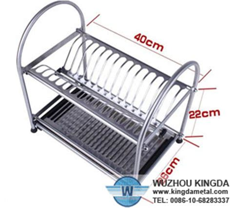 stainless dish rack drainerstainless dish rack drainer supplier wuzhou kingda wire cloth