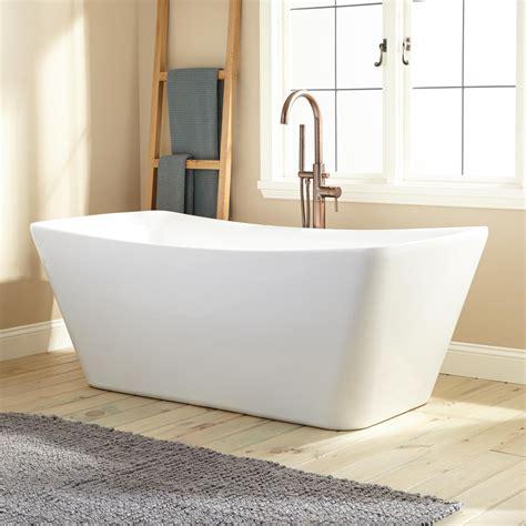 In Tub by Acrylic Freestanding Tub Bathroom