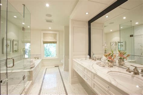 galley bathroom ideas trickett master bathroom contemporary bathroom other metro by meredith heron design