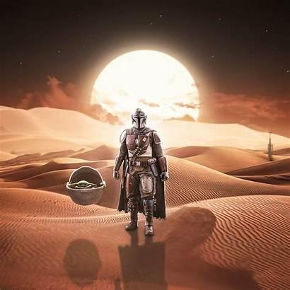 Mandalorian 4k Tv Wallpapers Wars Star Retina